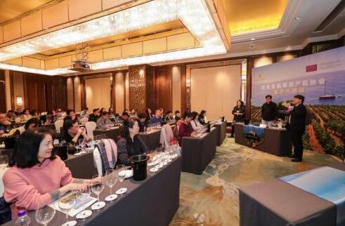 西西里葡萄酒法定产区大师班日前在天津举办