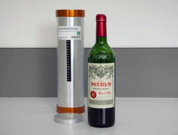 品鉴专家首次品鉴在太空存放一年的葡萄酒