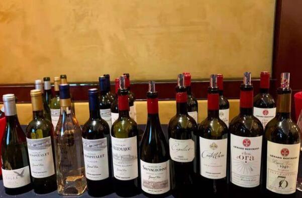 法国葡萄酒商吉哈伯通在成都举办2场品鉴大师班
