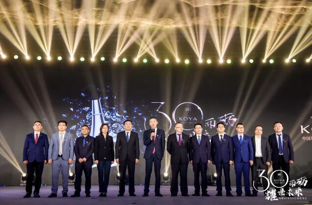张裕可雅白兰地桶藏30年XO上市发布会在成都举行