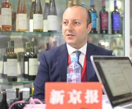 阿塞拜疆驻华大使馆商务代表表示中国葡萄酒市场巨大