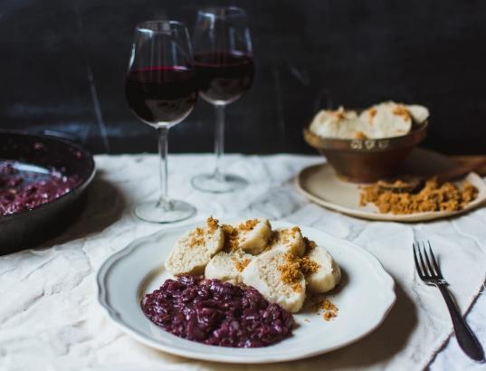史上最好的食物和葡萄酒搭配