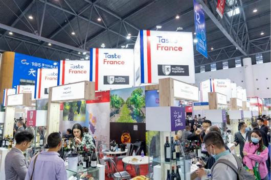 2021年1-2月法国葡萄酒在中国市场的进口金额同比增长46.78%