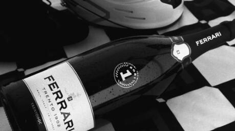 意大利法拉利酒庄起泡酒成为F1赛事起泡酒供应酒款