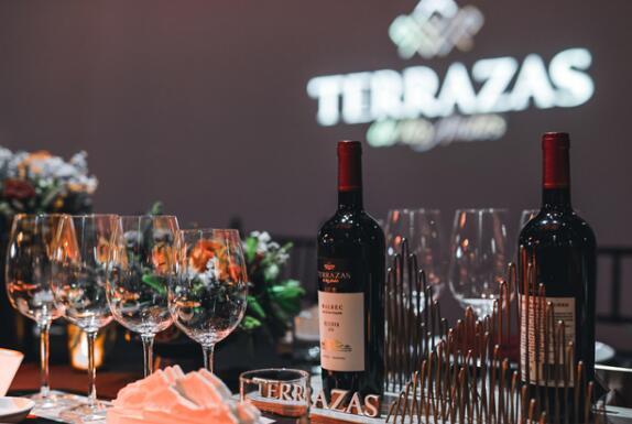 阿根廷台阶酒庄在上海举行沉浸式葡萄酒晚宴活动