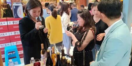 2021宁夏贺兰山东麓吴忠产区葡萄酒品鉴推介会在福建举办