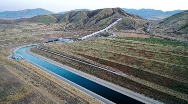 加州北部进入干旱紧急状态,葡萄酒商却说旱年能酿造出好酒