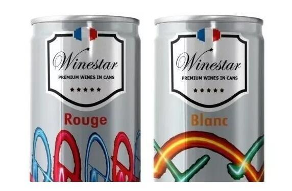 Angevin酿酒公司计划推出250毫升罐装葡萄酒