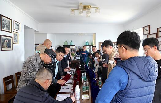 2021中国马瑟兰大赏在烟台佳酿酒窖举行