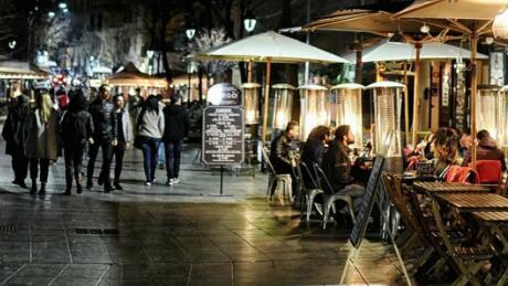 意大利餐厅恢复营业,葡萄酒商店也做好了如何恢复经营准备
