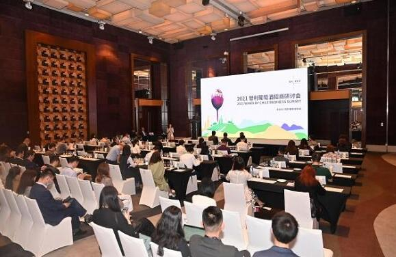 智利葡萄酒协会招商研讨会在广州举行