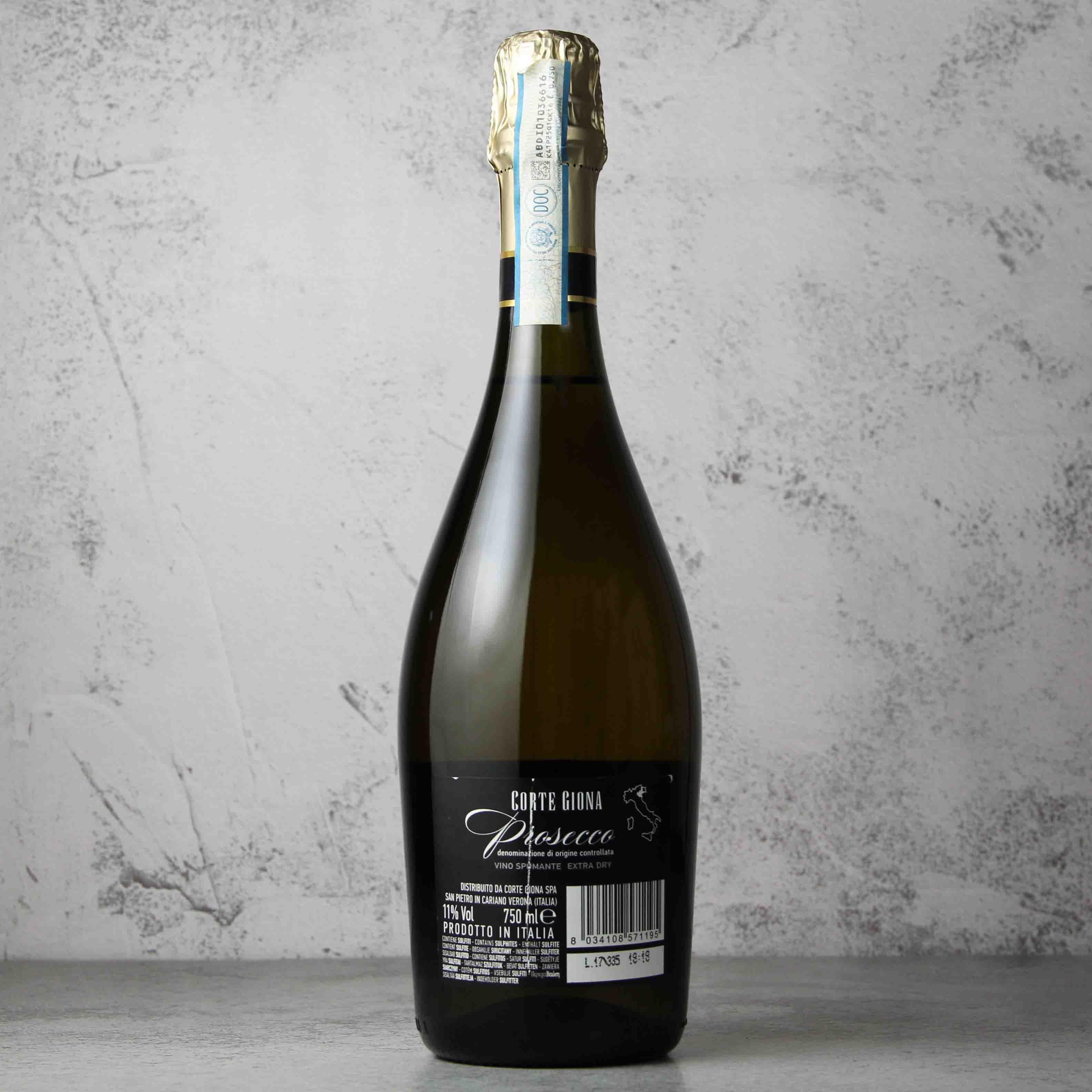 意大利梅扎内迪索托杜兰酒庄科特乔娜-普罗塞克起泡酒