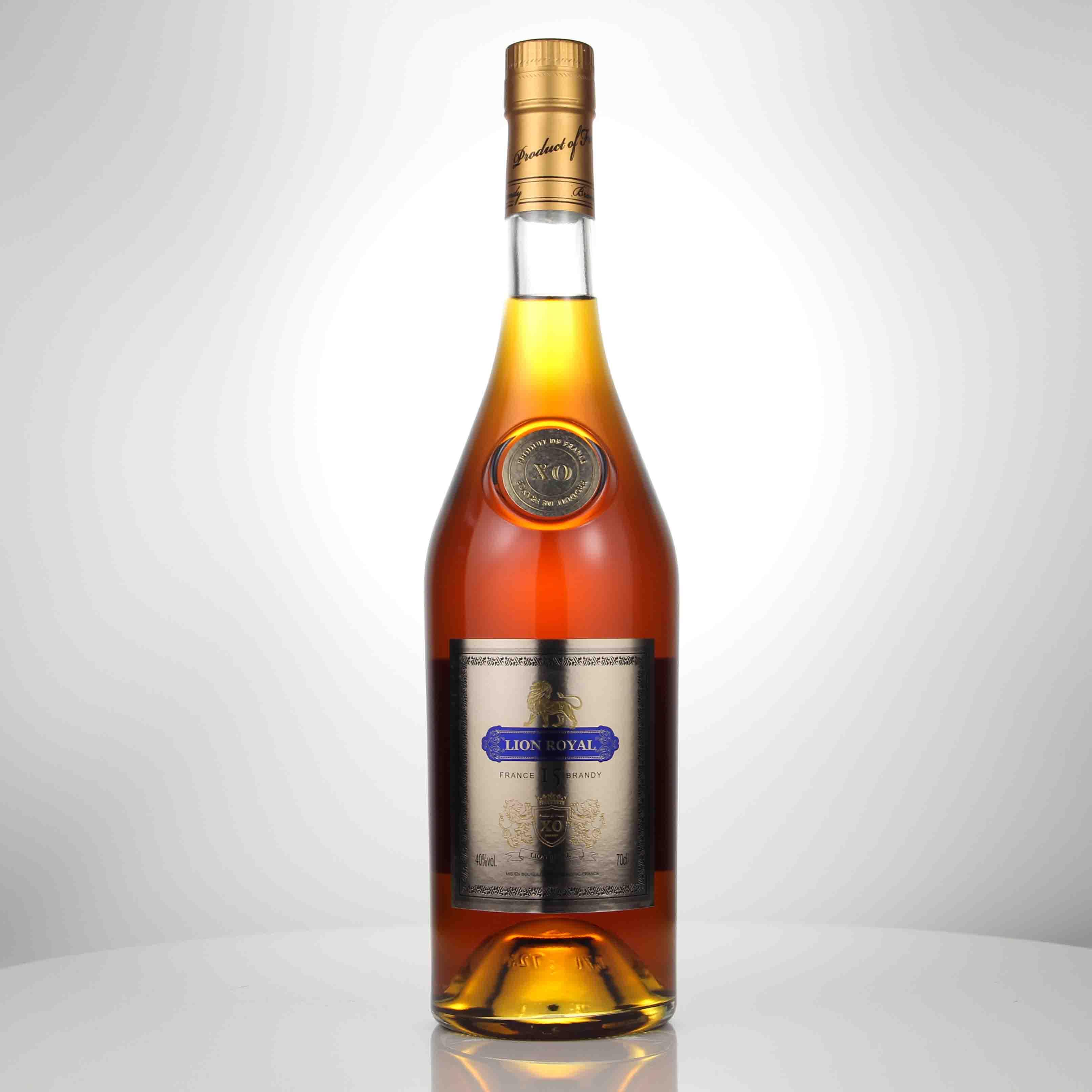 法国干邑皮埃尔酒庄皇家雄狮15年700ML