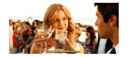 """【约会秘诀】情商高的人,教你如何""""醉""""酒!"""