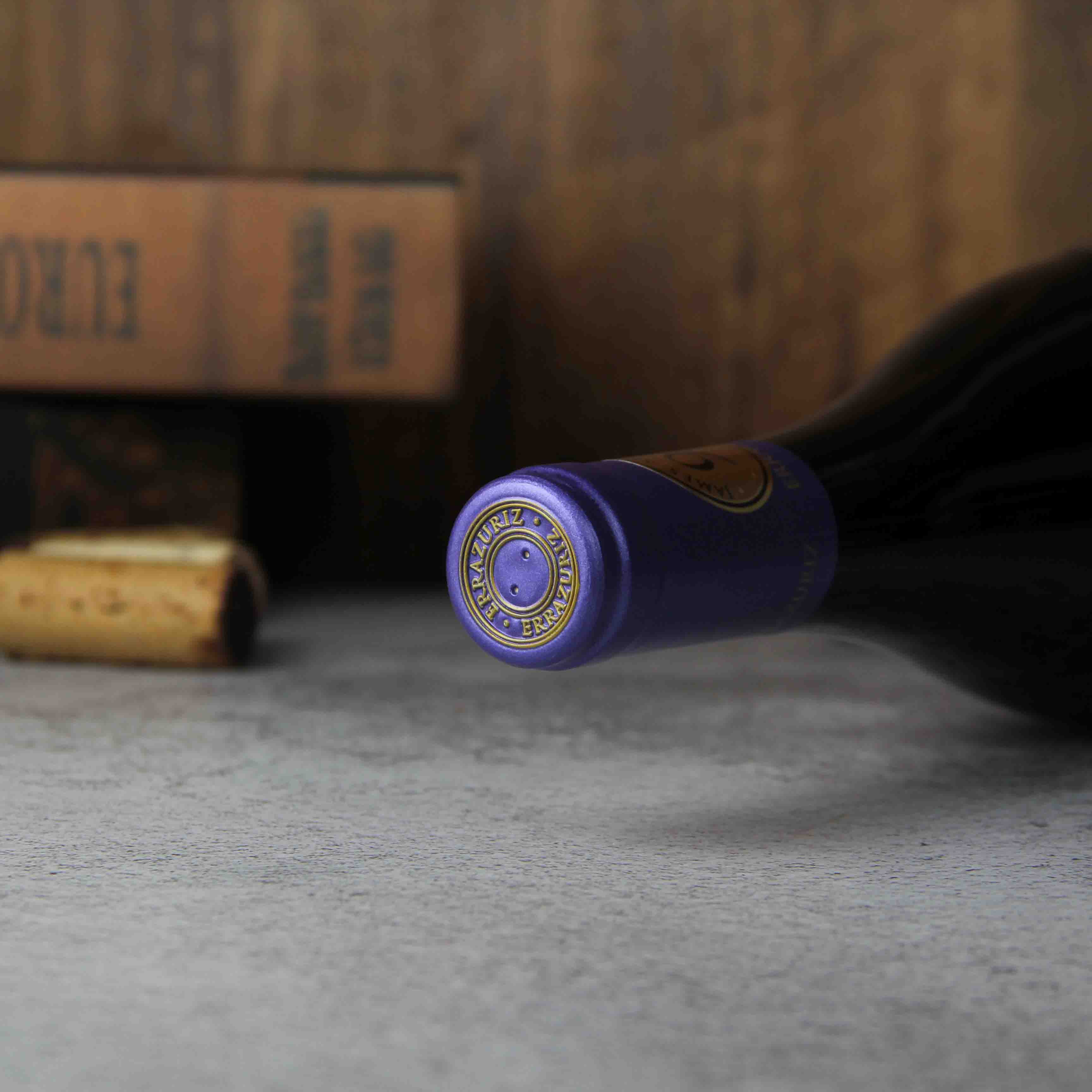 智利阿空加瓜谷依拉苏海岸西拉红葡萄酒