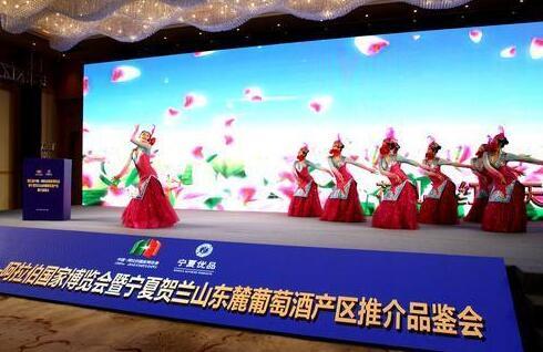 宁夏贺兰山东麓葡萄酒产区推介品鉴会在重庆举办