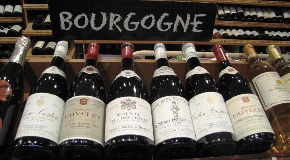 2020年勃艮第葡萄酒对香港出口额创下历史新高