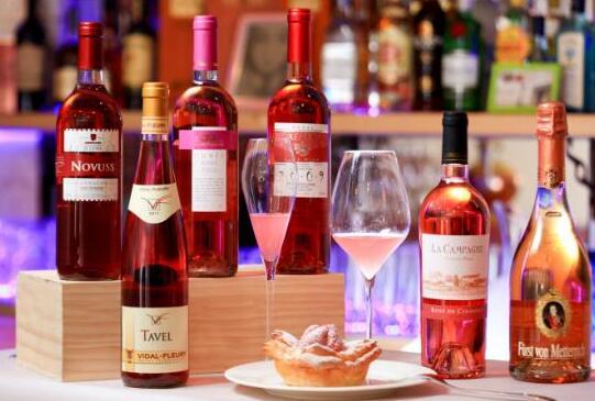 普罗旺斯桃红酒计划发力亚洲市场