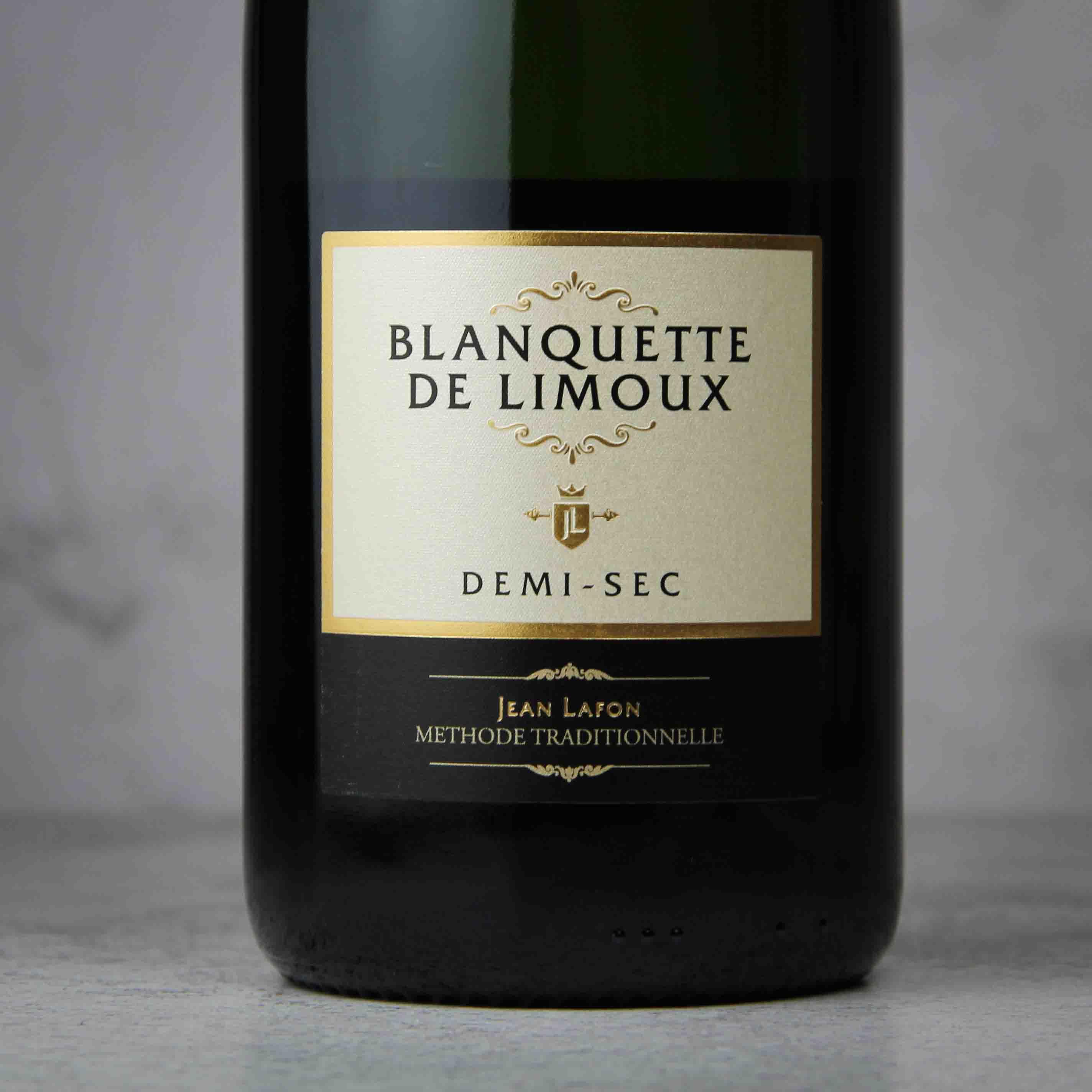 法国利穆·布朗克特让拉芳起泡葡萄酒