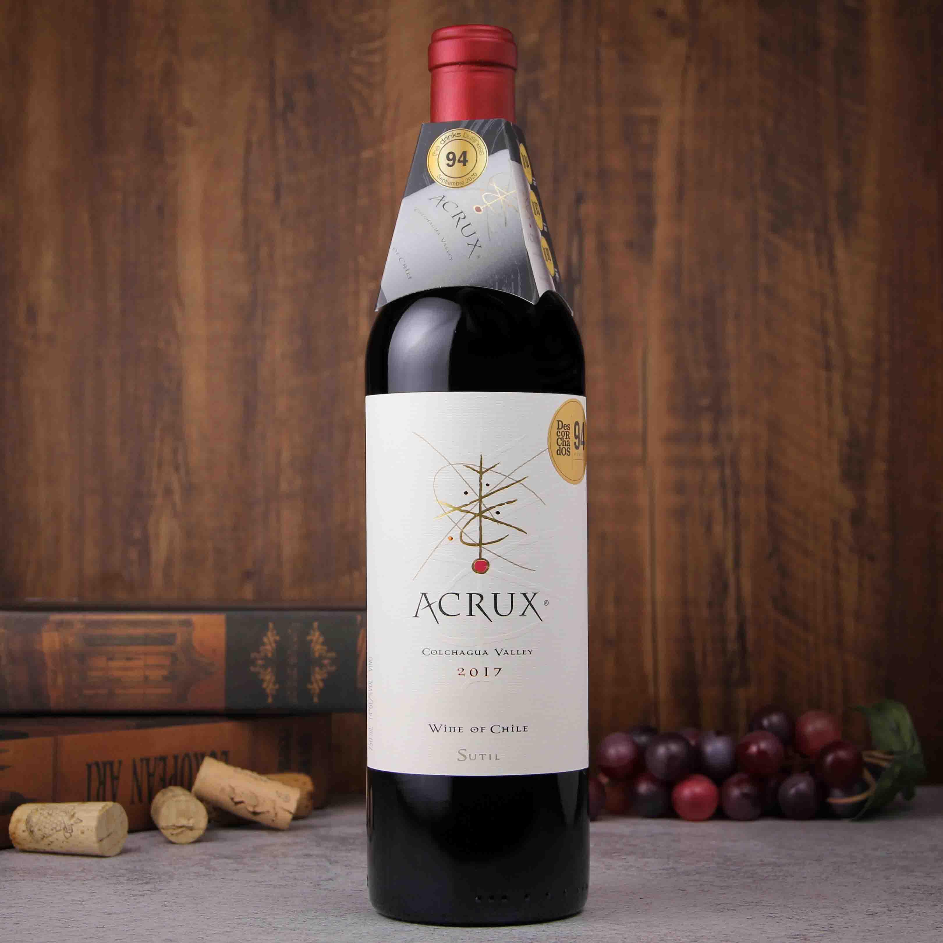 智利科尓查瓜谷南十字星混酿干红葡萄酒