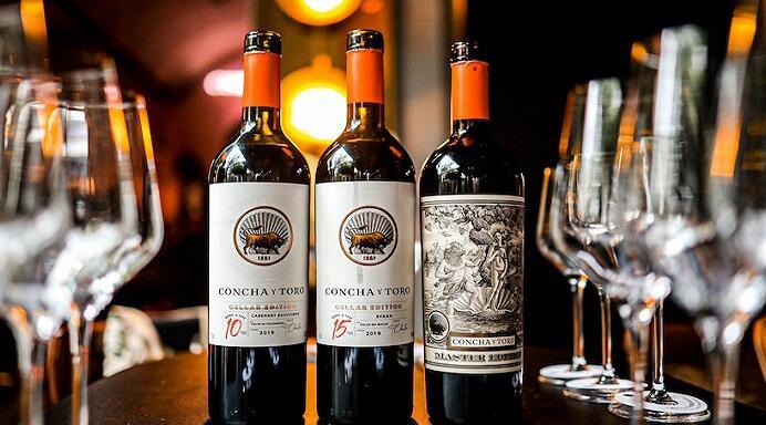 智利干露葡萄酒集团推出首款同名高端系列产品