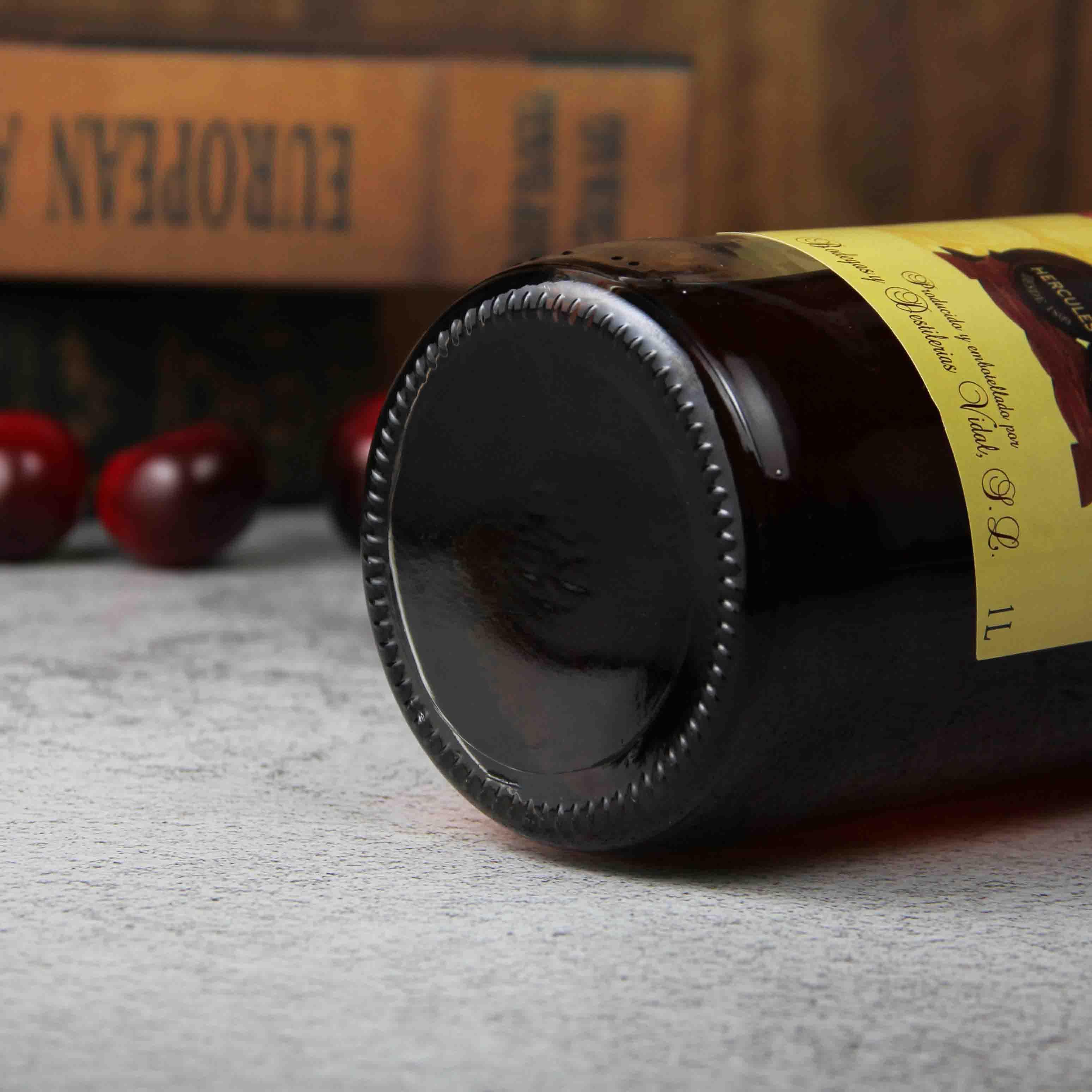西班牙瓦伦西亚大力神雪莉桶洋酒烈酒1L