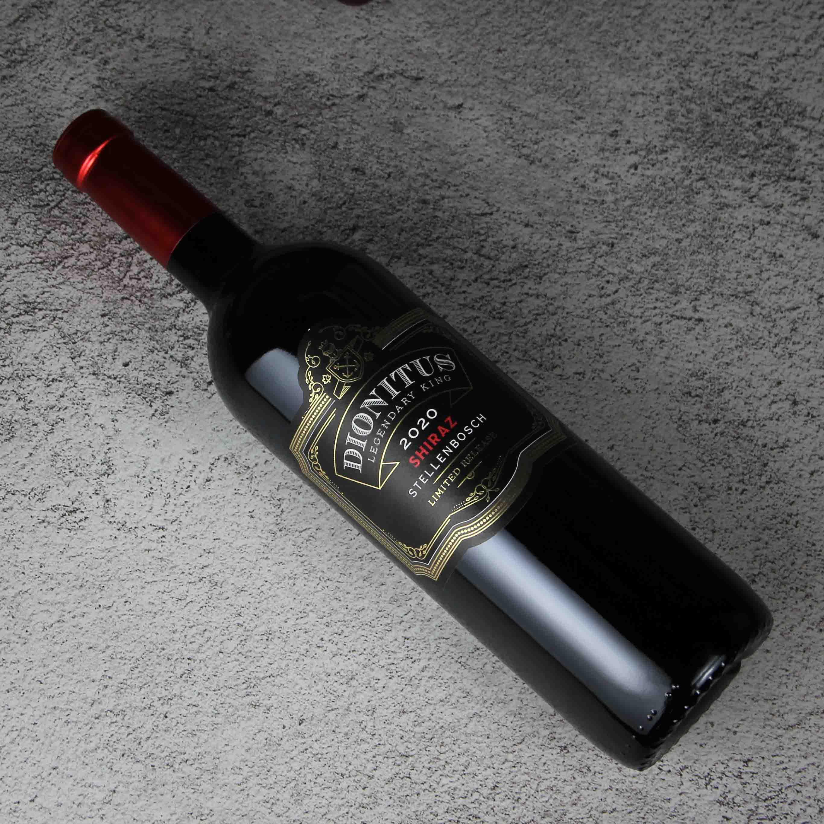 南非弗里兰斯FRIESLAND酒庄-迪奥尼特红葡萄酒