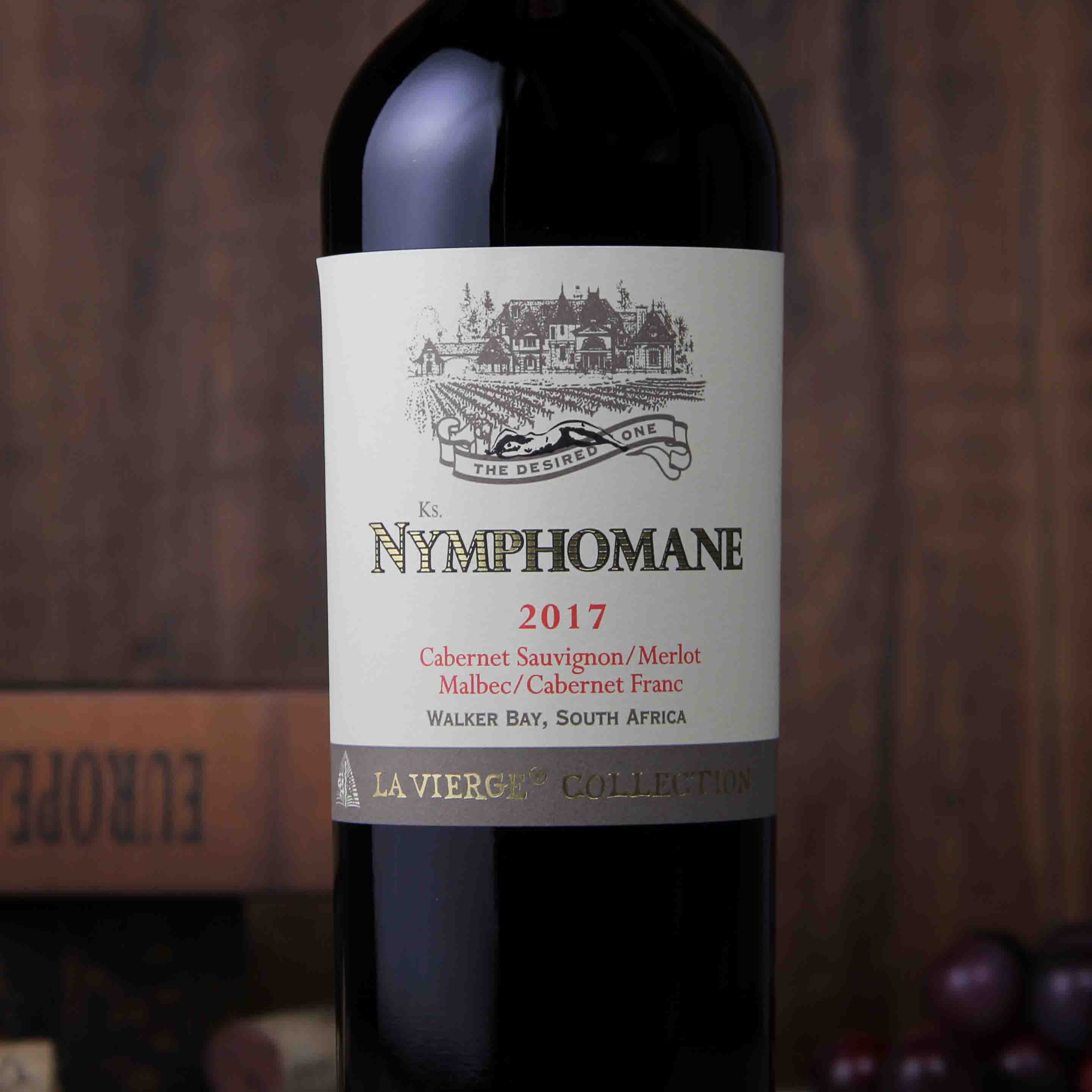 南非拉维热酒庄-耐法曼妮红葡萄酒