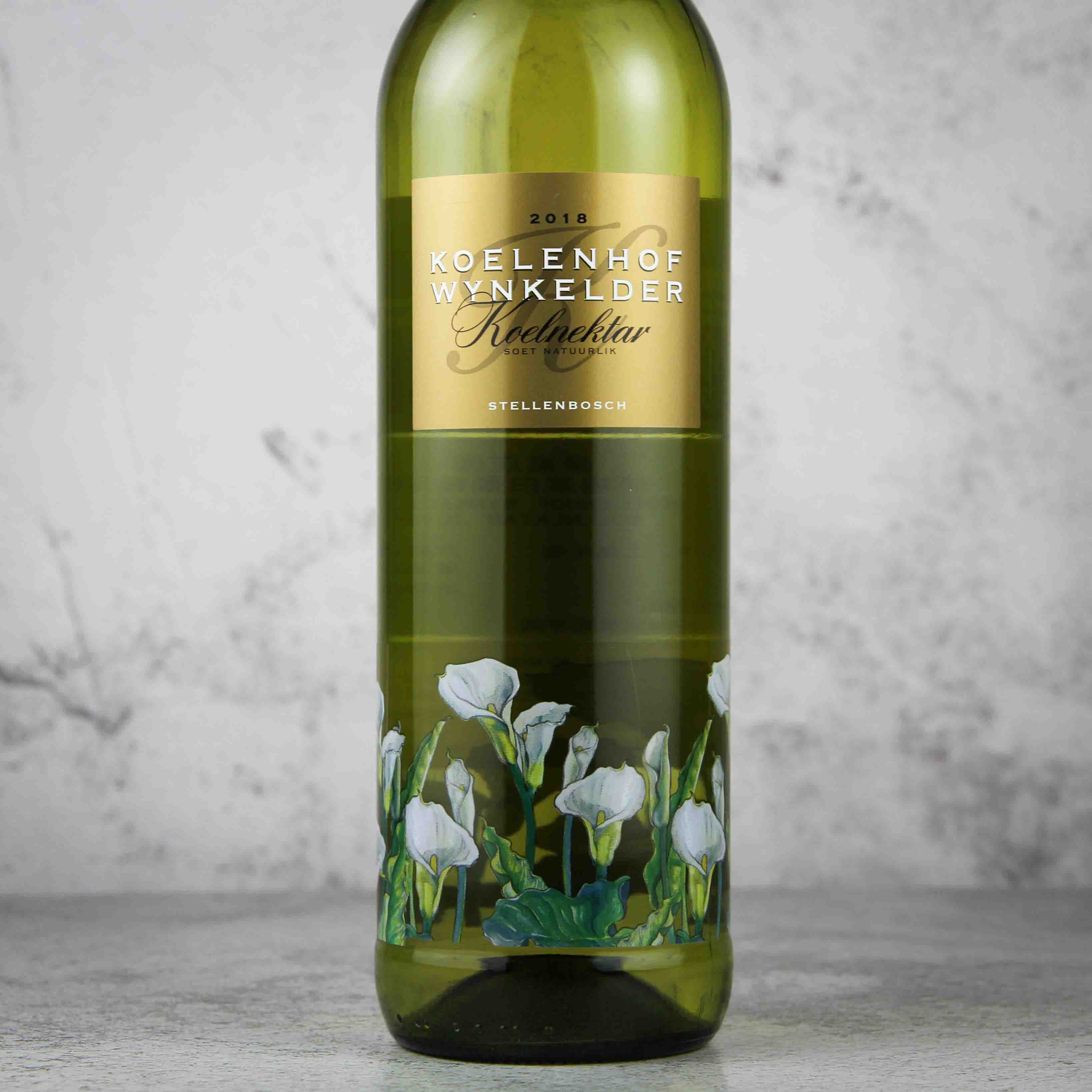 南非斯泰伦博斯豪富庄园琼瑶浆半甜白葡萄酒