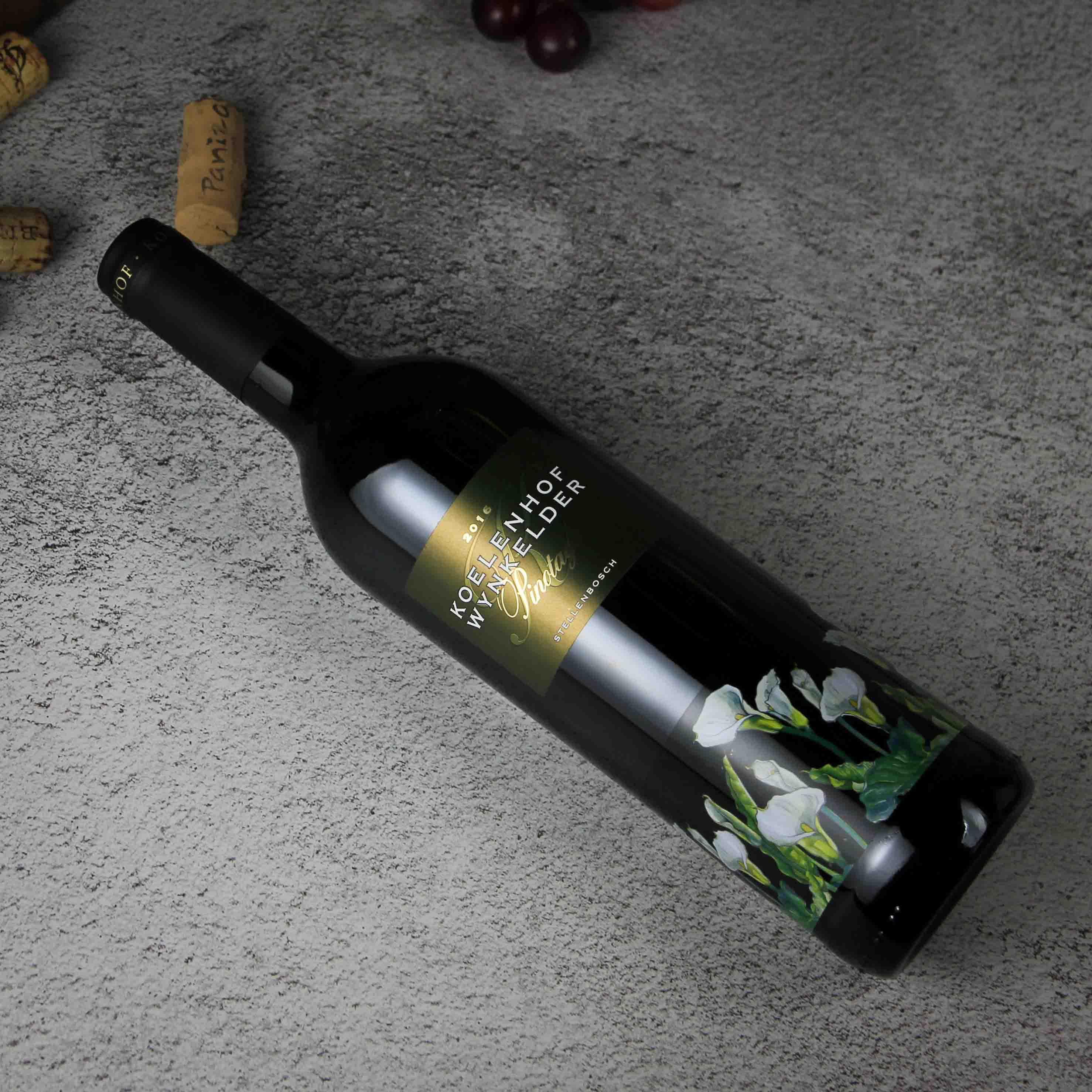 南非斯泰伦博斯豪富庄园品乐塔吉红葡萄酒红酒