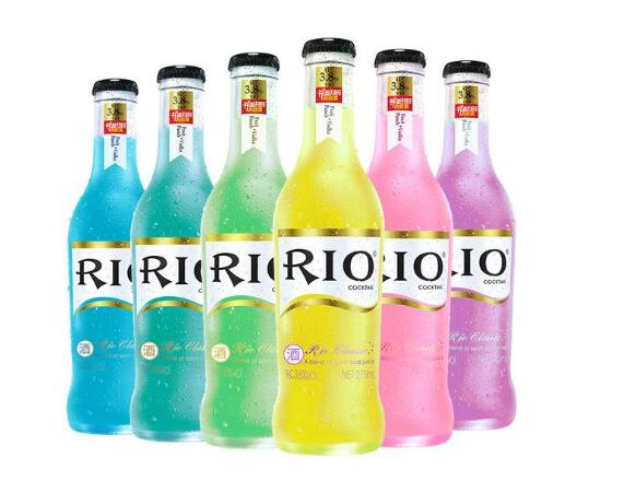 RIO推出首款0糖预调鸡尾酒新品