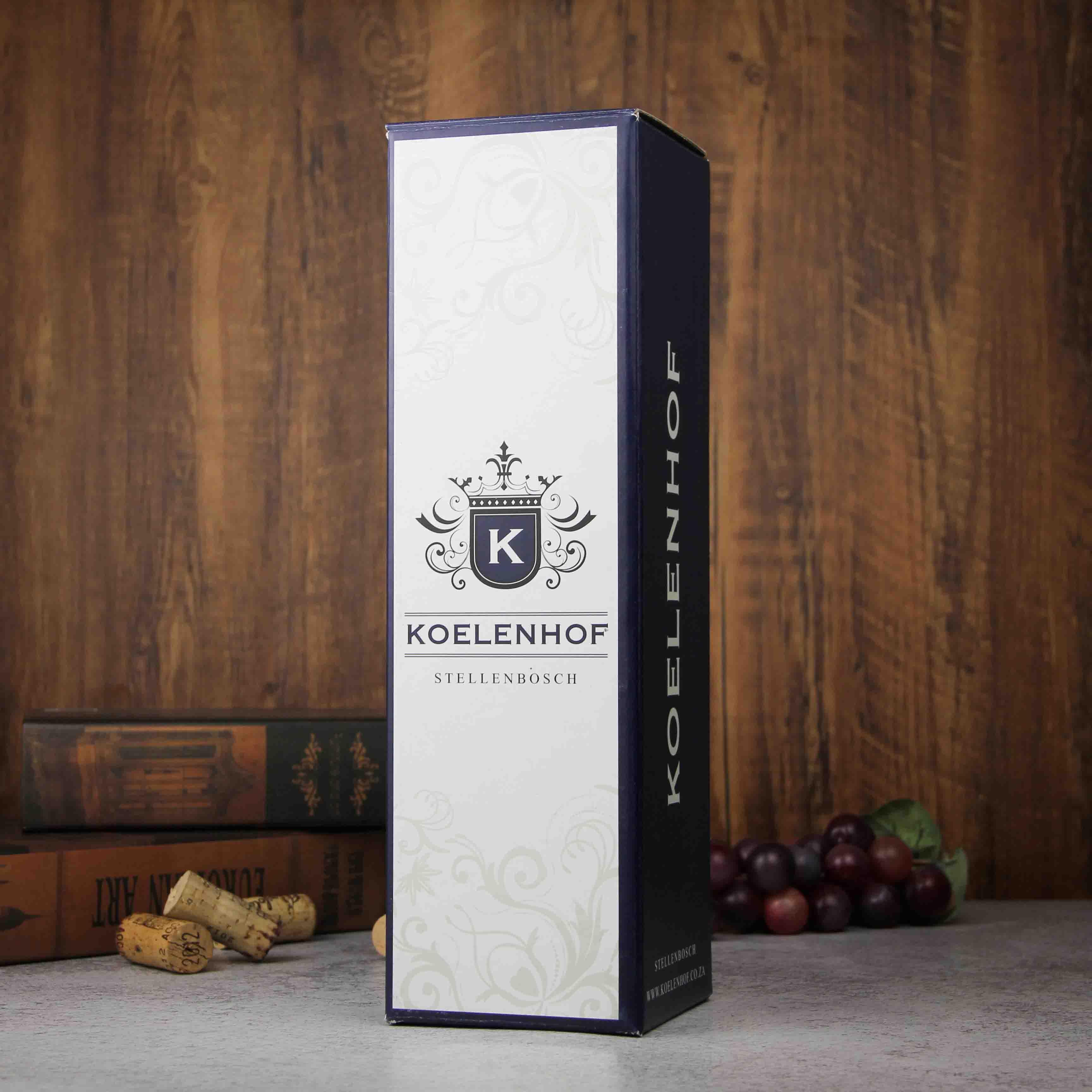 南非斯泰伦博斯豪富庄园克伦博斯1941珍藏限量版红葡萄酒红酒