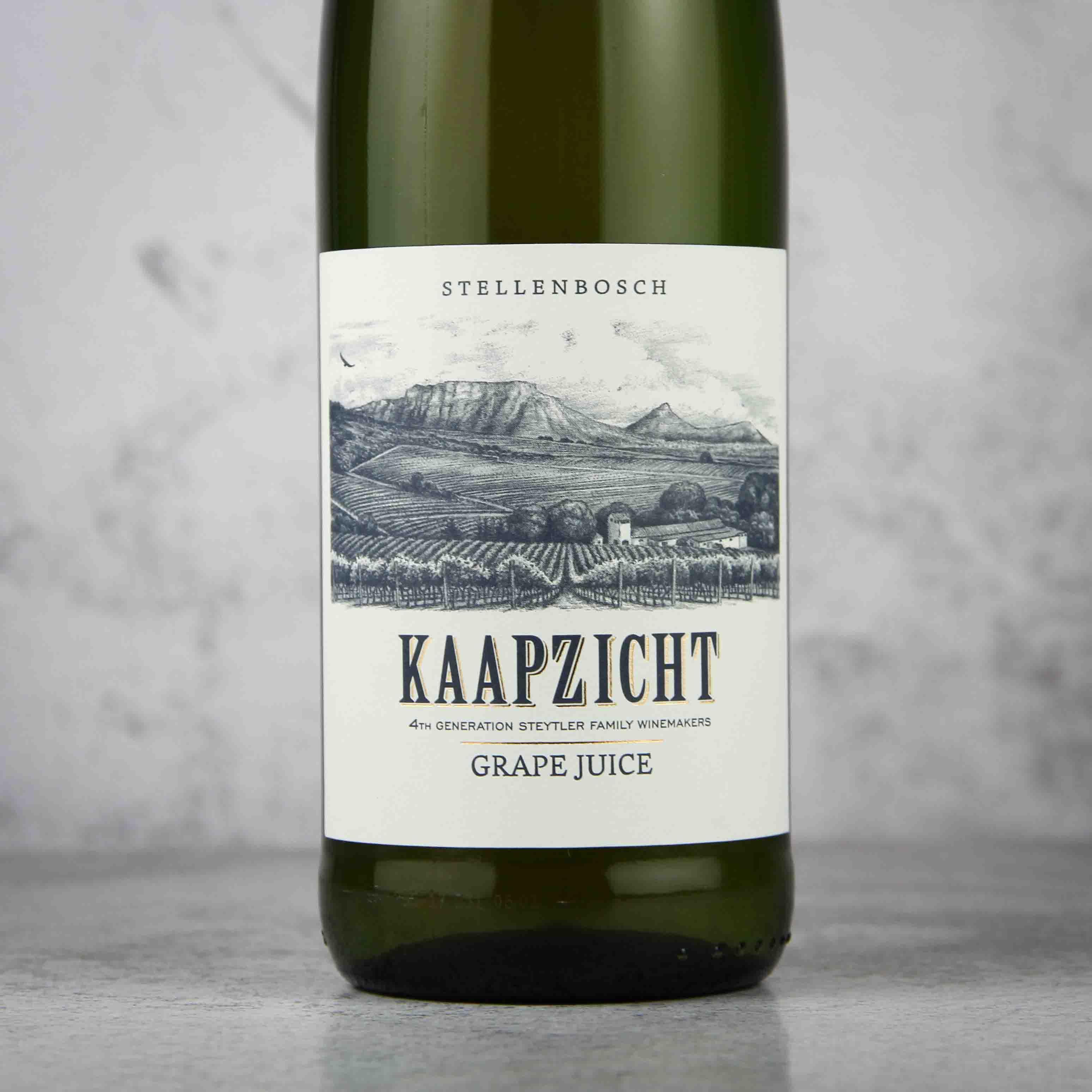南非斯泰伦博斯桌山庄园葡萄汁