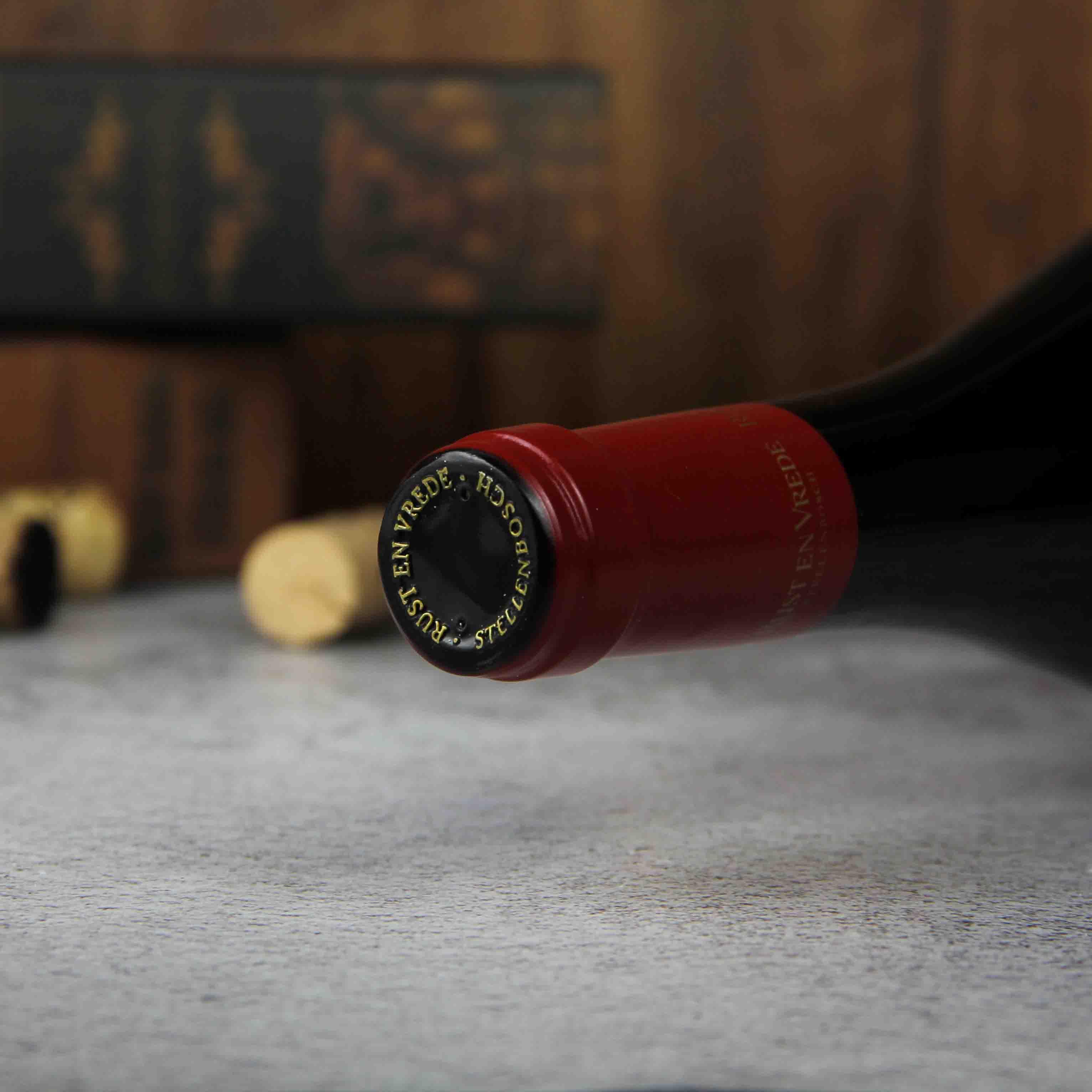 南非斯泰伦博斯福瑞德酒庄葡园西拉子红葡萄酒红酒