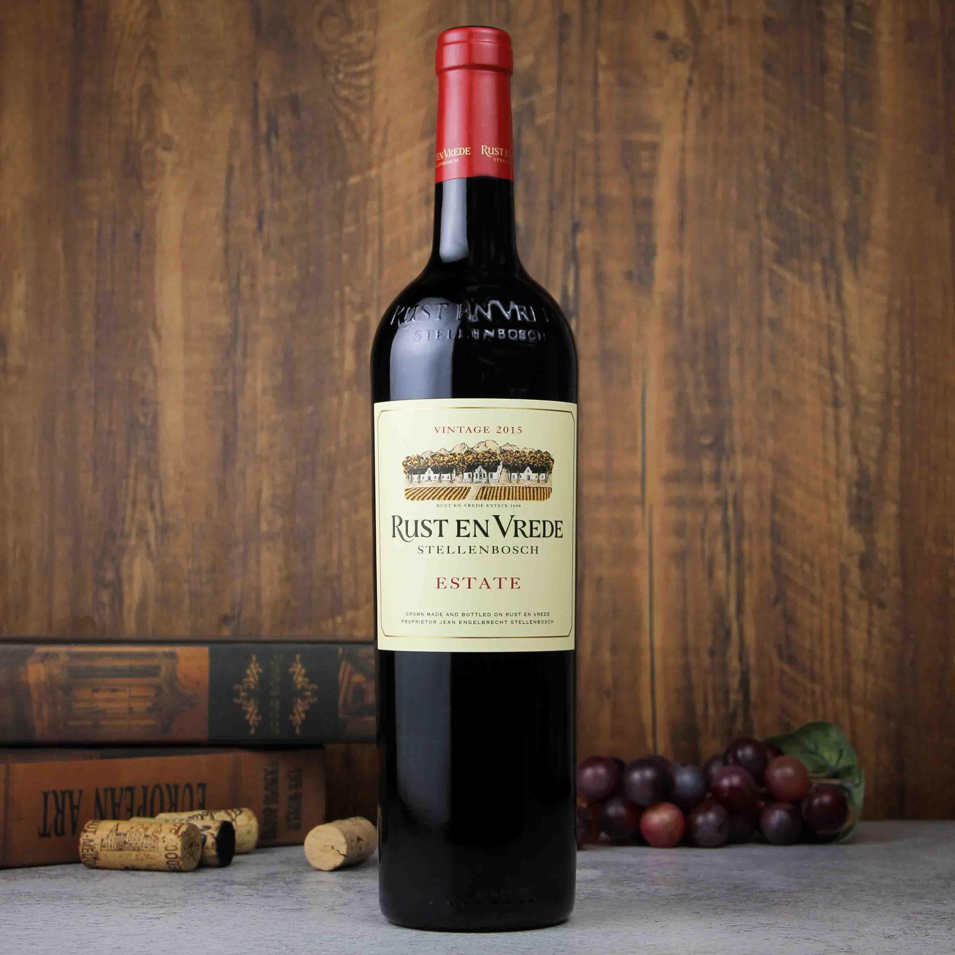 南非斯泰伦博斯福瑞德庄园红葡萄酒红酒