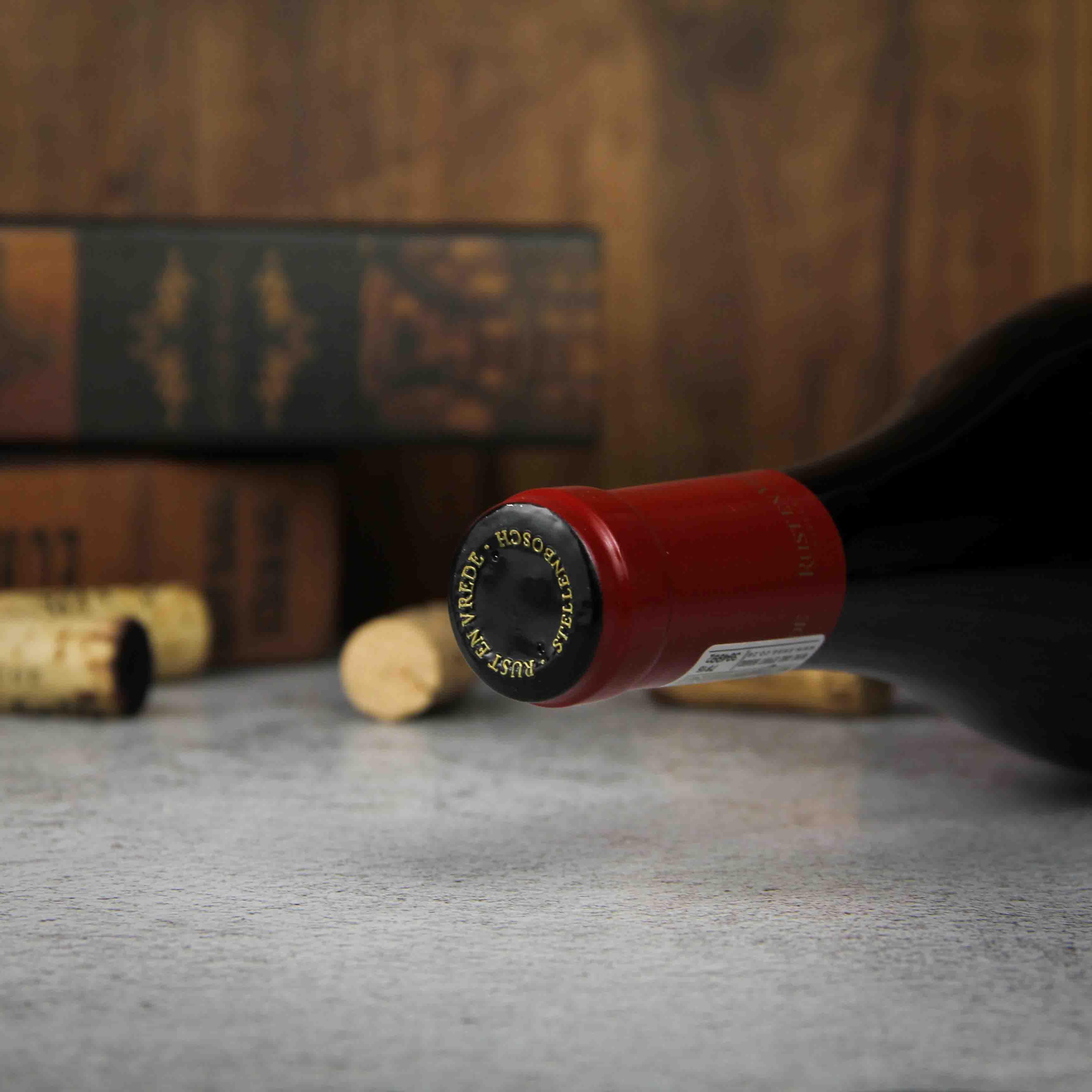南非斯泰伦博斯福瑞德酒庄单一葡园西拉子红葡萄酒红酒
