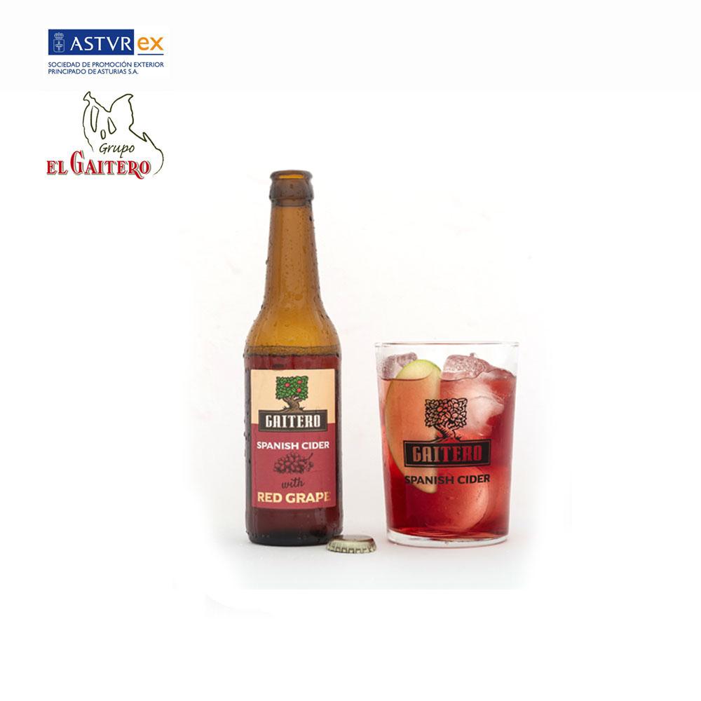 西班牙起泡苹果酒