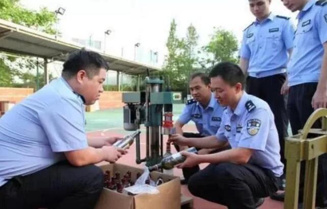 广西某公司销售假冒进口葡萄酒,共处罚金80万元