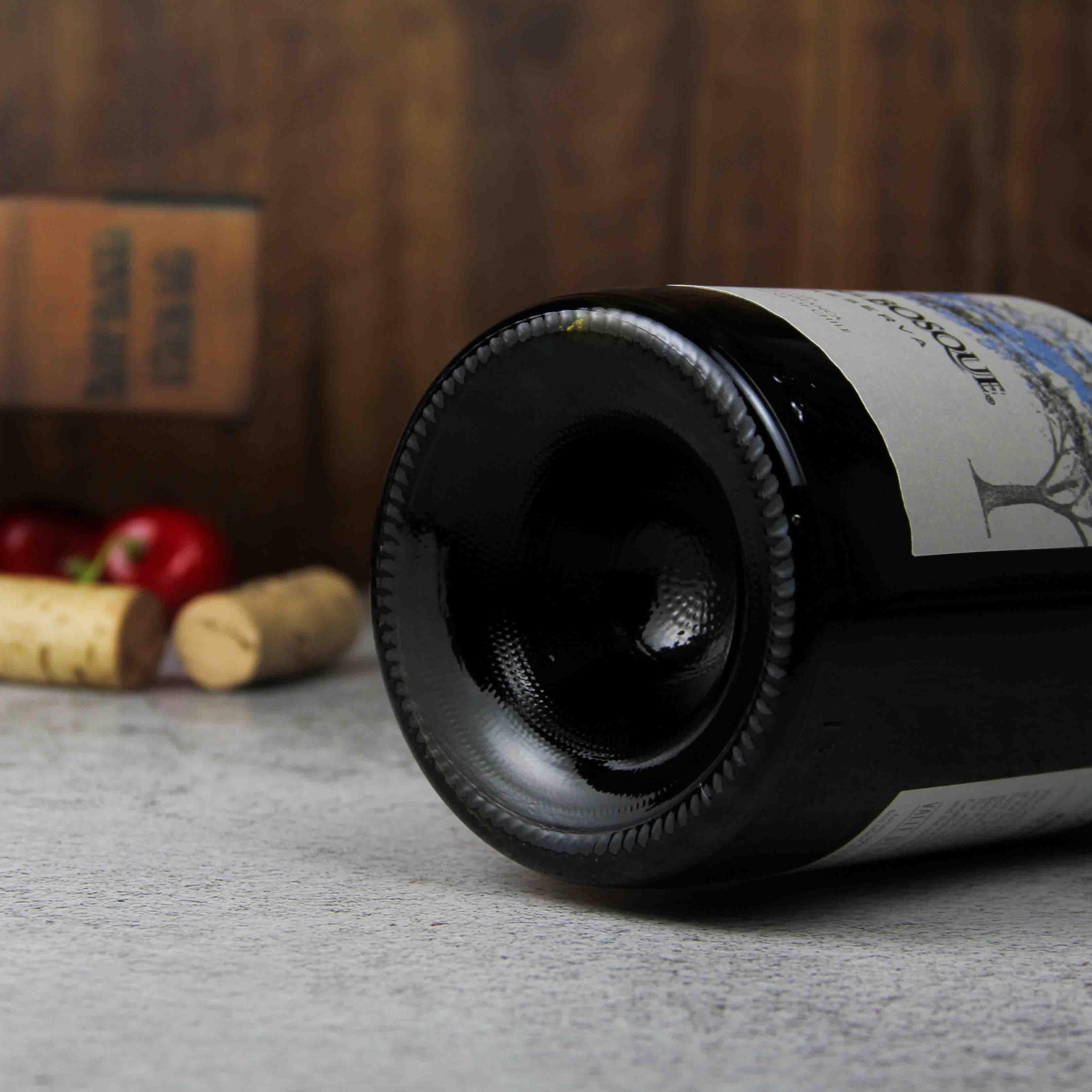 智利卡萨布兰谷卡萨伯斯克特藏黑皮诺红葡萄酒红酒