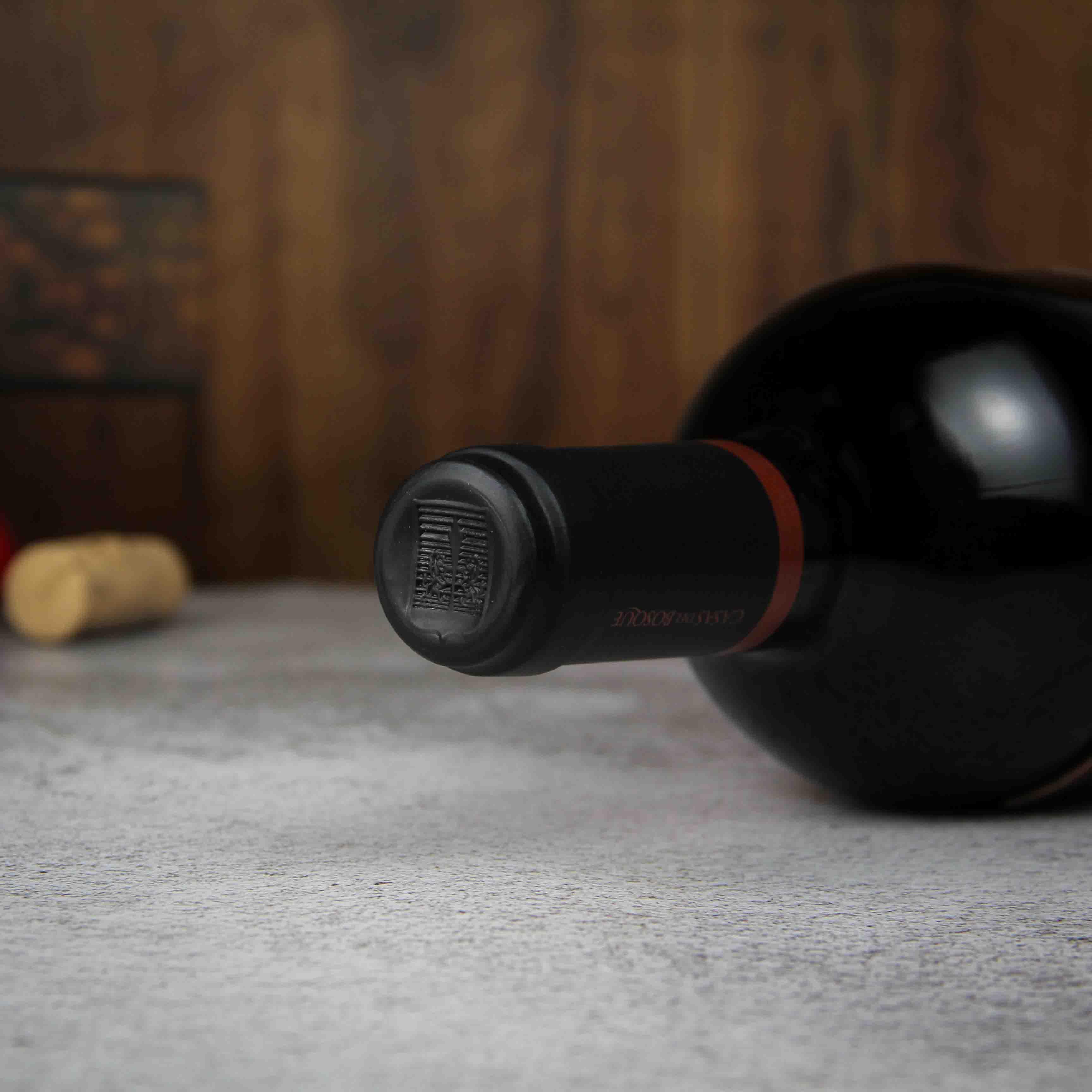 智利迈坡谷卡萨伯斯克赤霞珠私家典藏红葡萄酒红酒