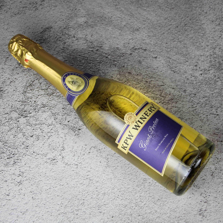 南非西开普乐诗登酒庄凯蒂气泡葡萄酒