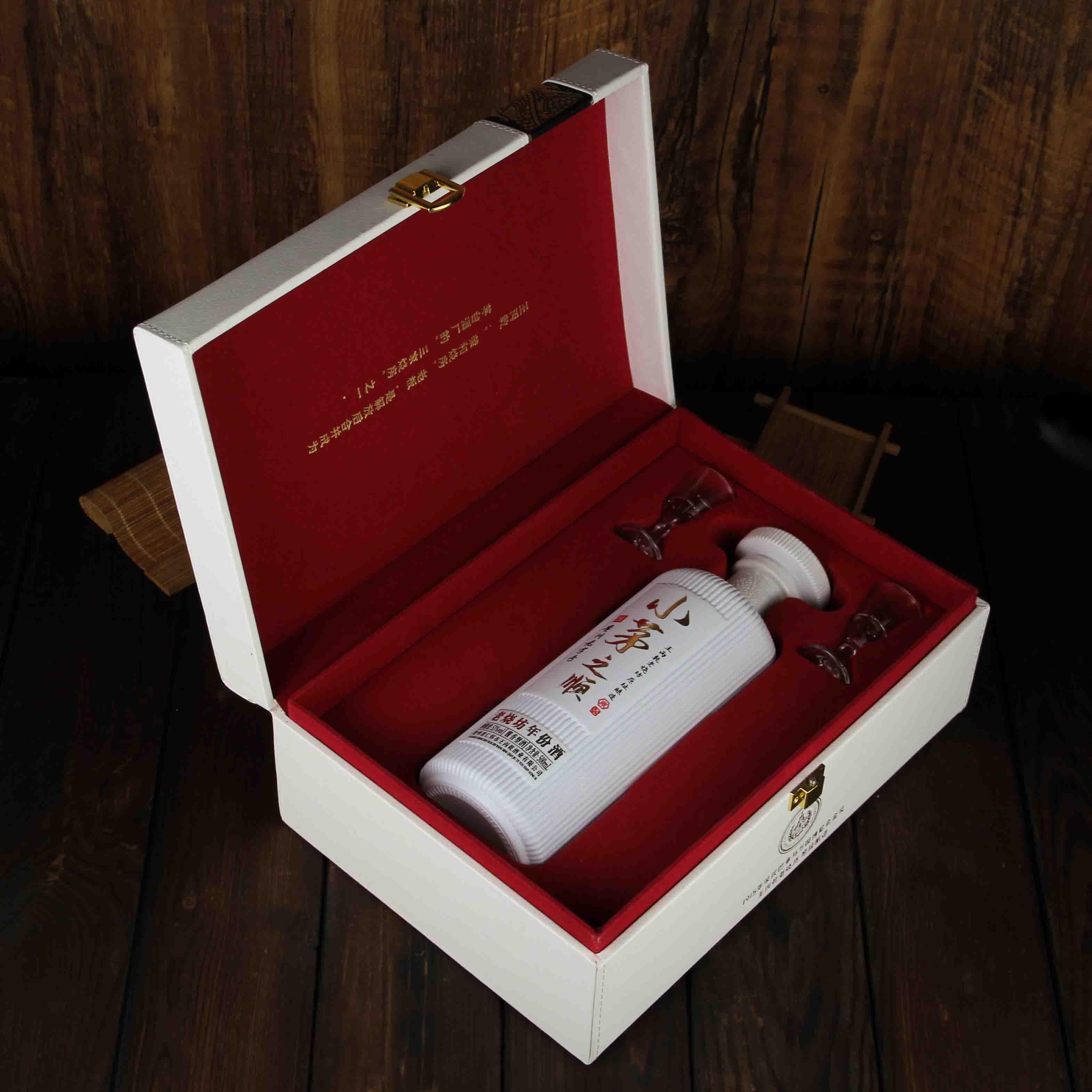 中国贵州小茅之顺·白酱香型白酒