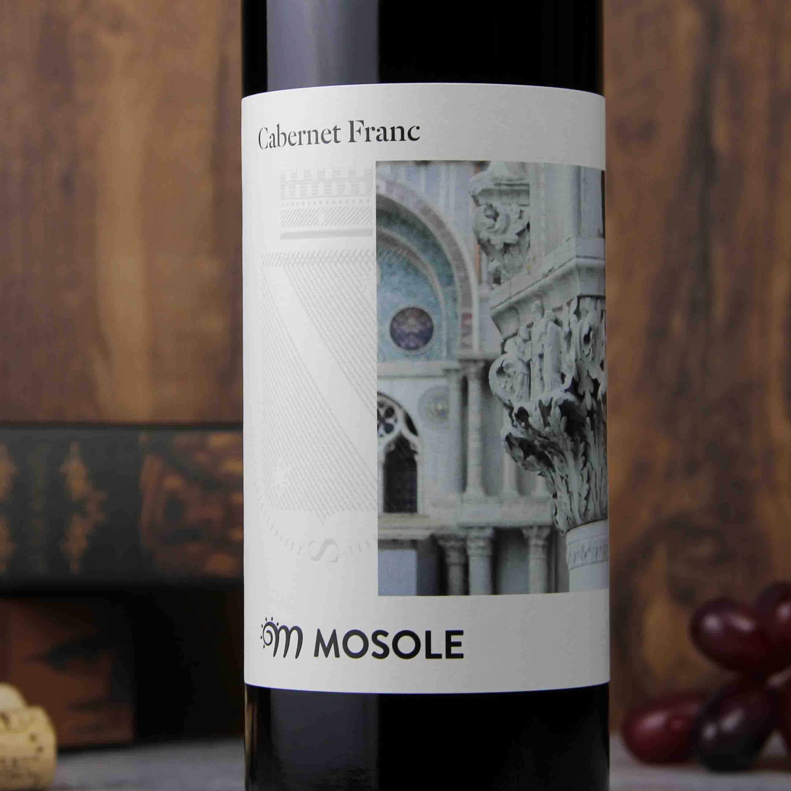 意大利威尼托莫斯勒品丽珠干红葡萄酒