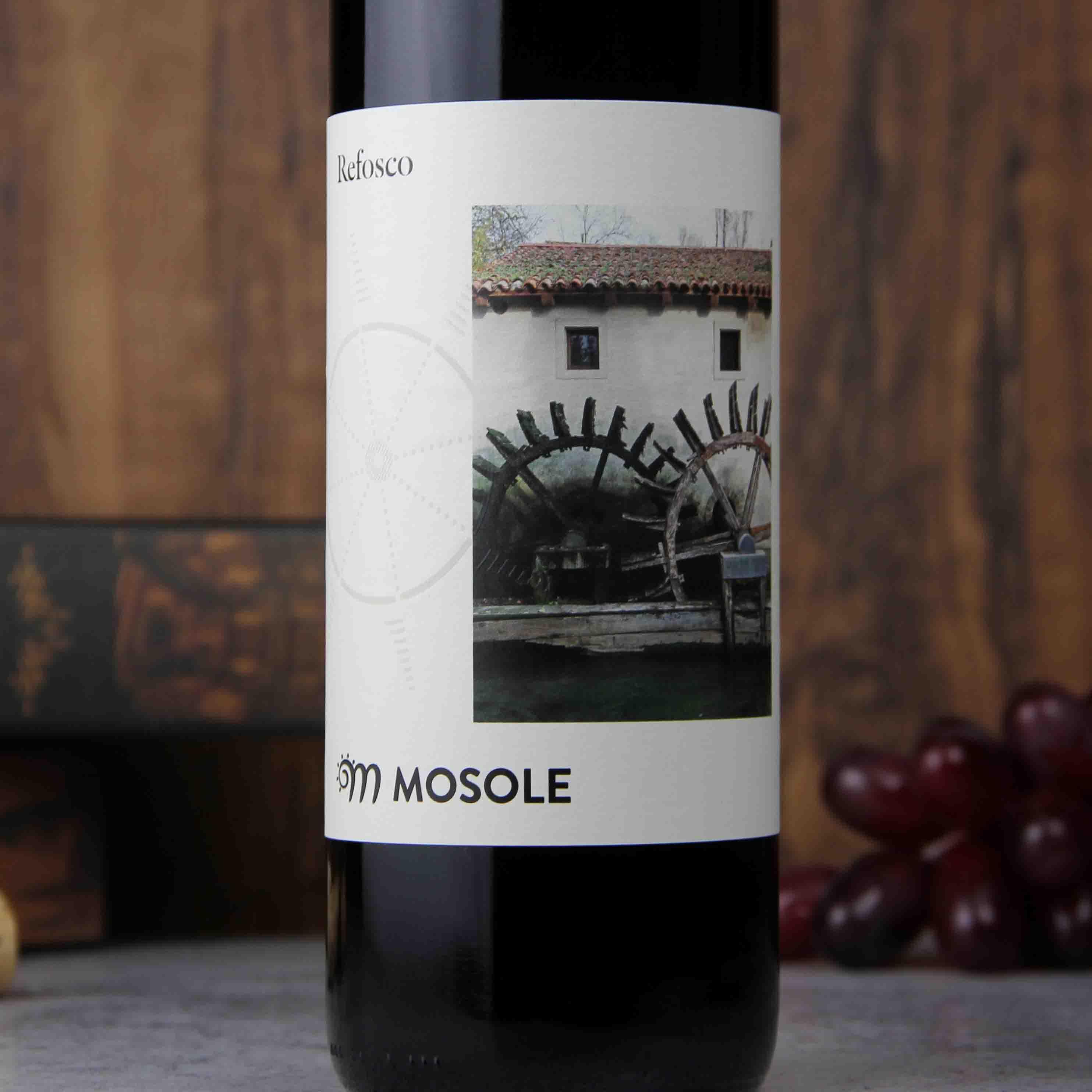 意大利威尼托莫斯勒莱弗斯科干红葡萄酒
