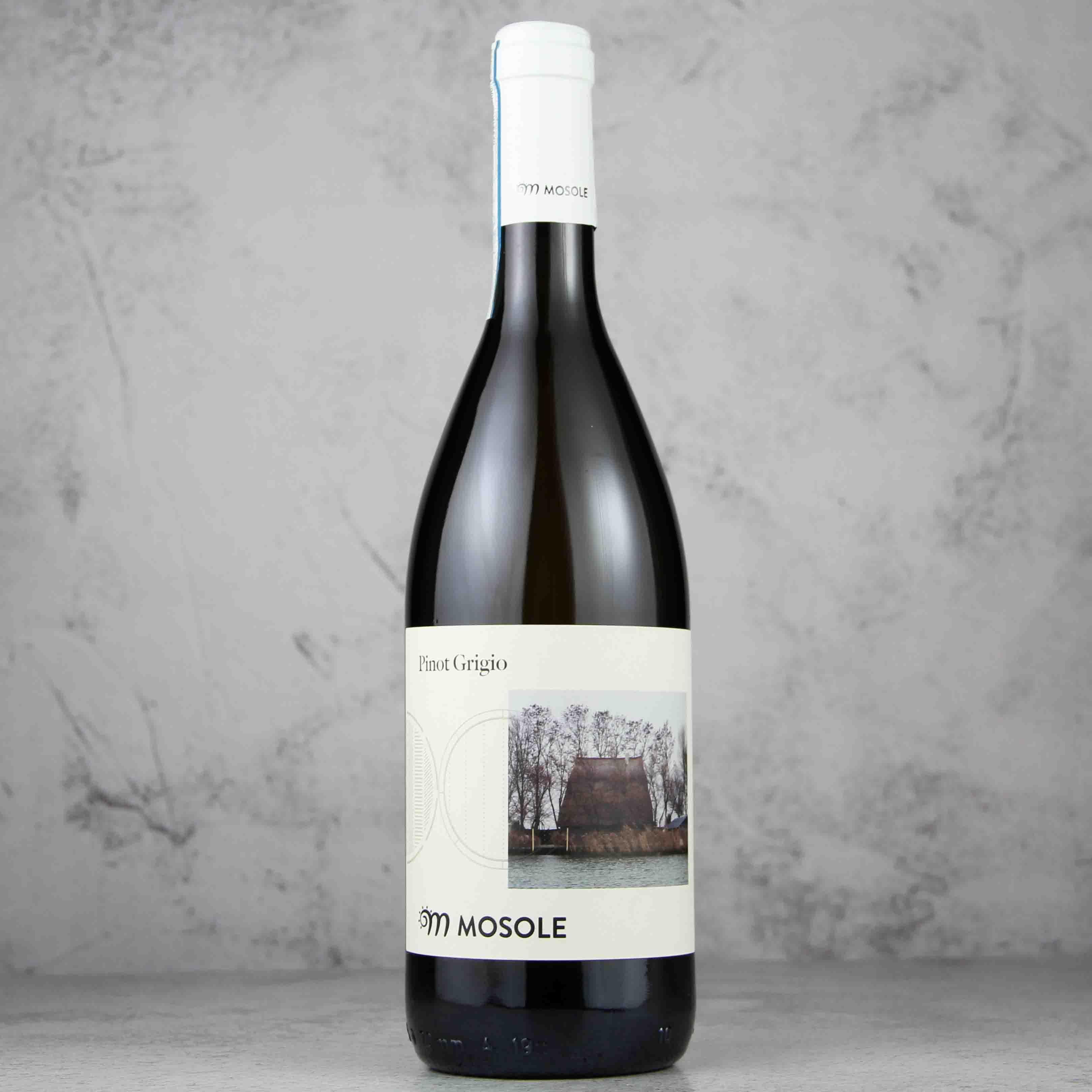 意大利威尼托莫斯勒灰皮诺干白葡萄酒