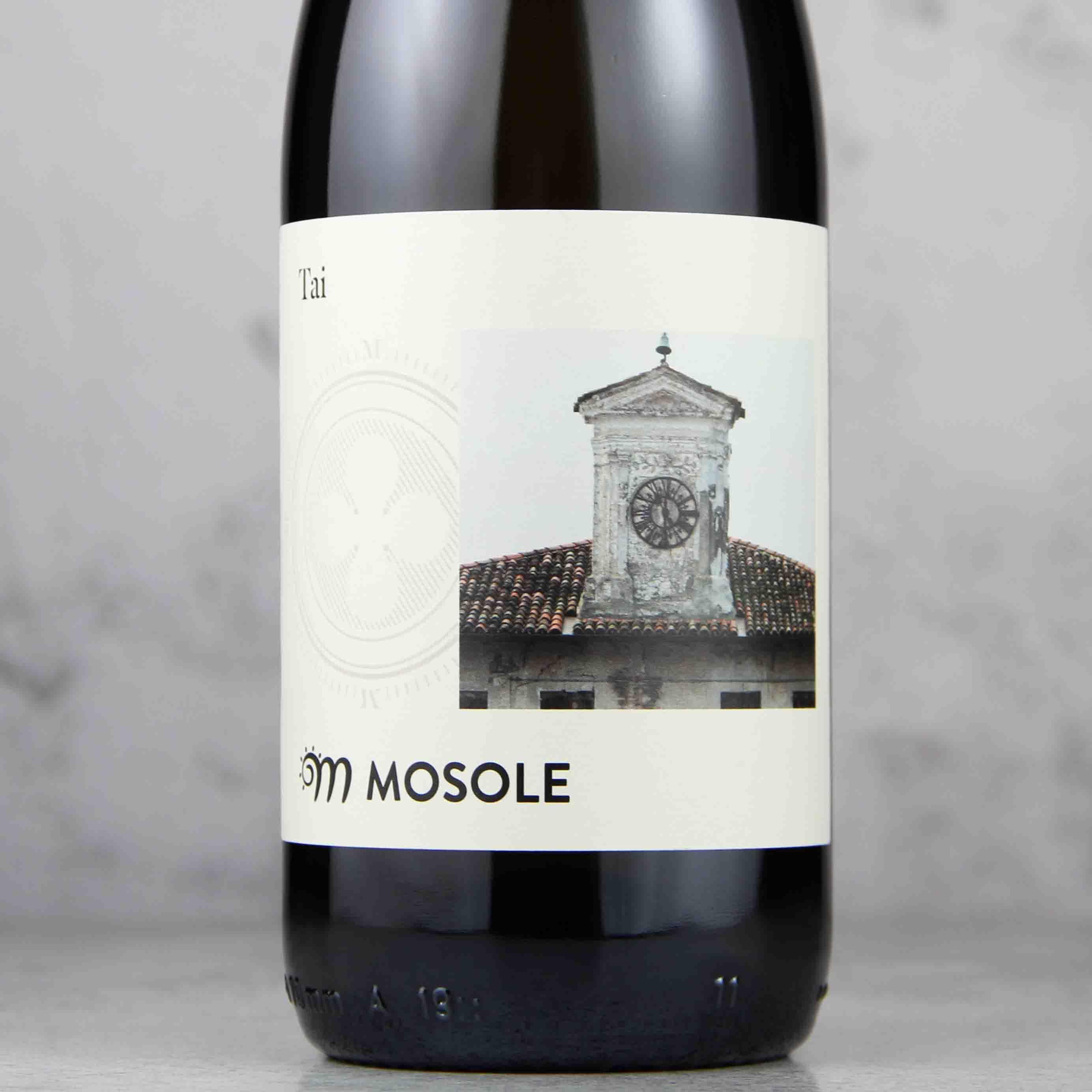 意大利威尼托莫斯勒泰干白葡萄酒