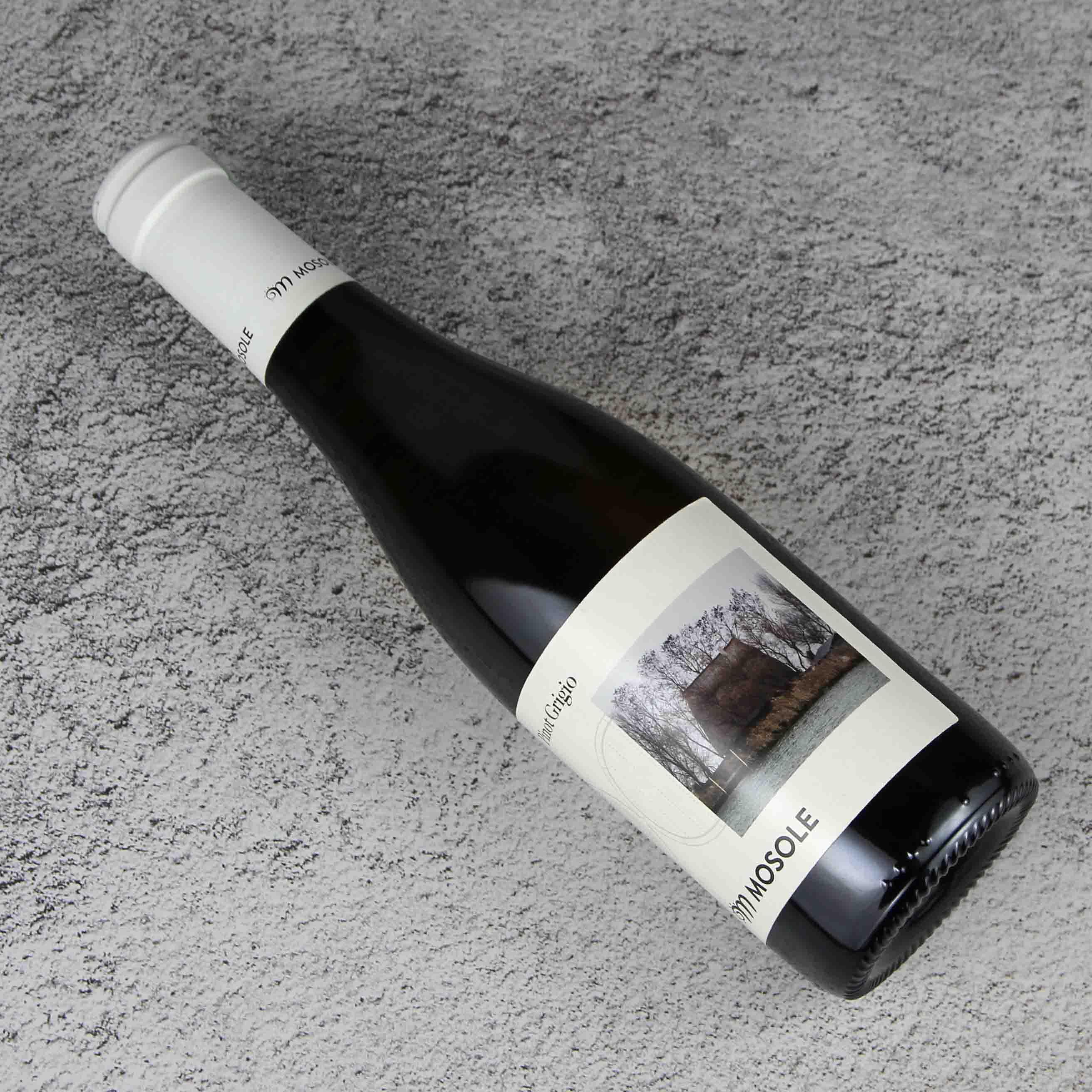 意大利威尼托莫斯勒庄园灰皮诺干白葡萄酒