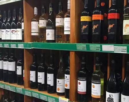 在过去一年,美国对华葡萄酒出口量有所增加