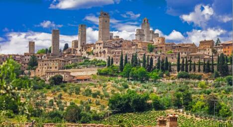 维纳恰圣吉米亚诺葡萄酒装瓶量同比增加18.95%