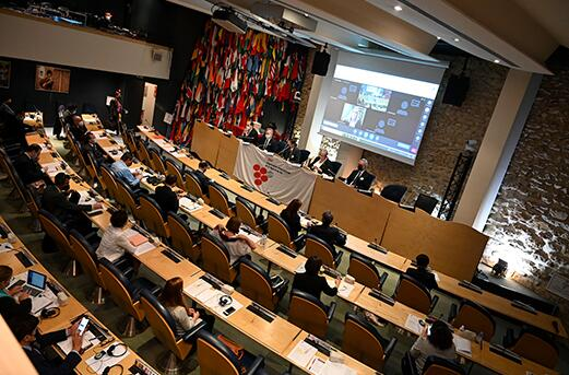 OIV在巴黎召开第19届大会